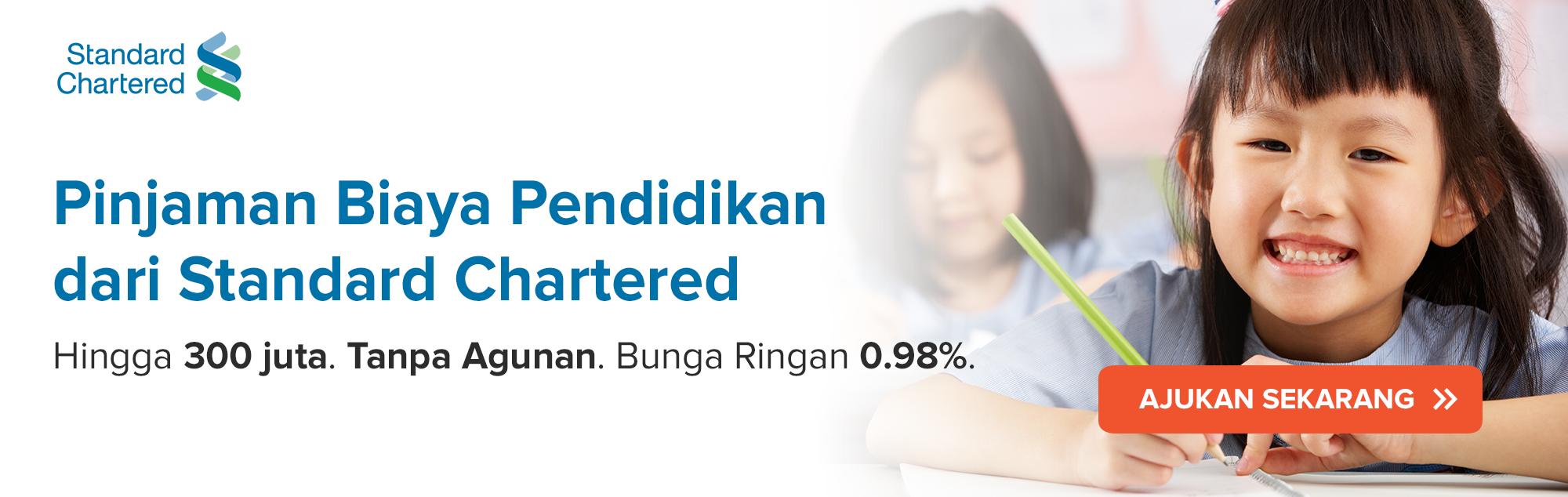 Promo Bank Standard Chartered