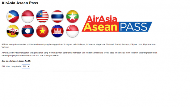 asean pass 1