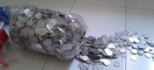 manfaat uang receh